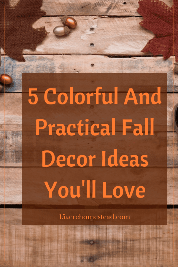 Awesome Fall decor ideas to help spruce up your home this season.