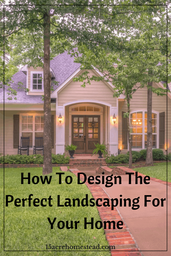 Landscaping can do so much to the visual appeal of your home!