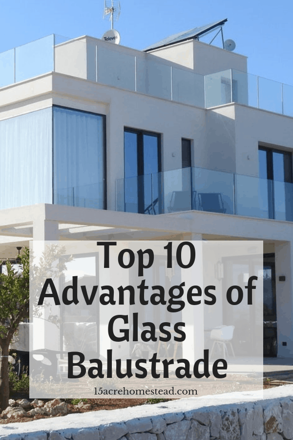 The glass balustrade has is becoming increasingly popular for its array of benefits.