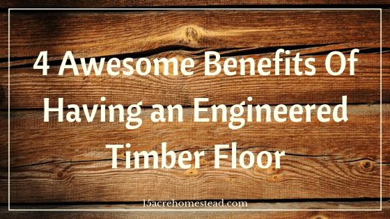 engineered timber floor