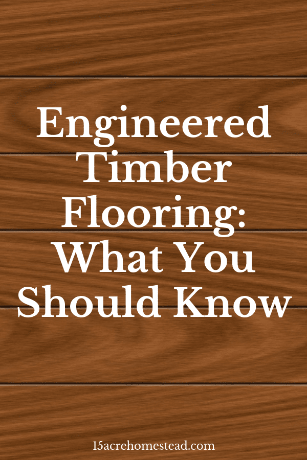 Before choosing engineered timber flooring you should understand the benefits and advantages as well as how the product is made.