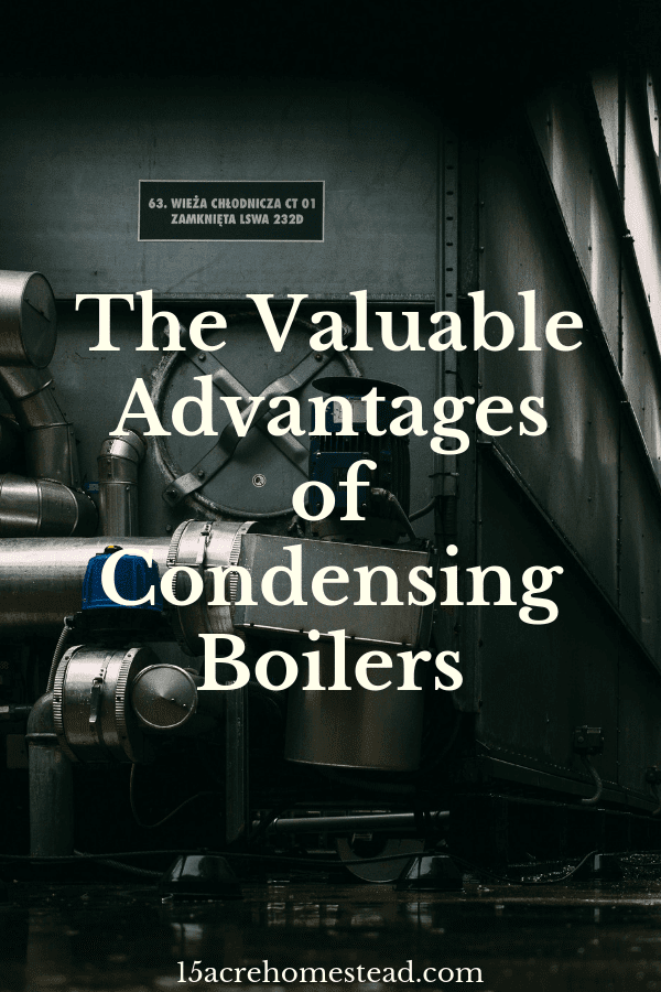 Here are the key advantages of condensing boilers that can help you make long-term financial savings while aiding the preservation of the environment.