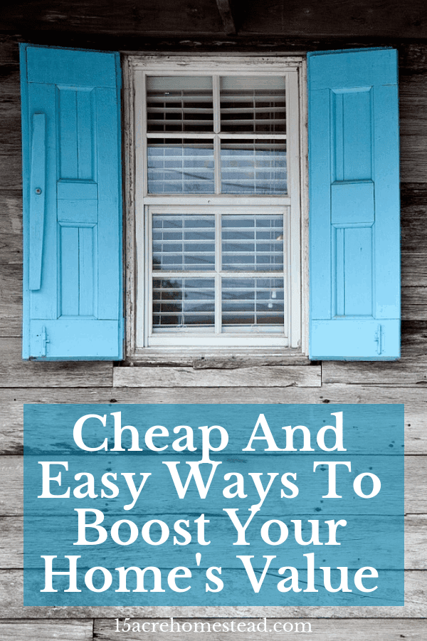 Looking to boost the value of your home_ Check out these simple tips and tricks.