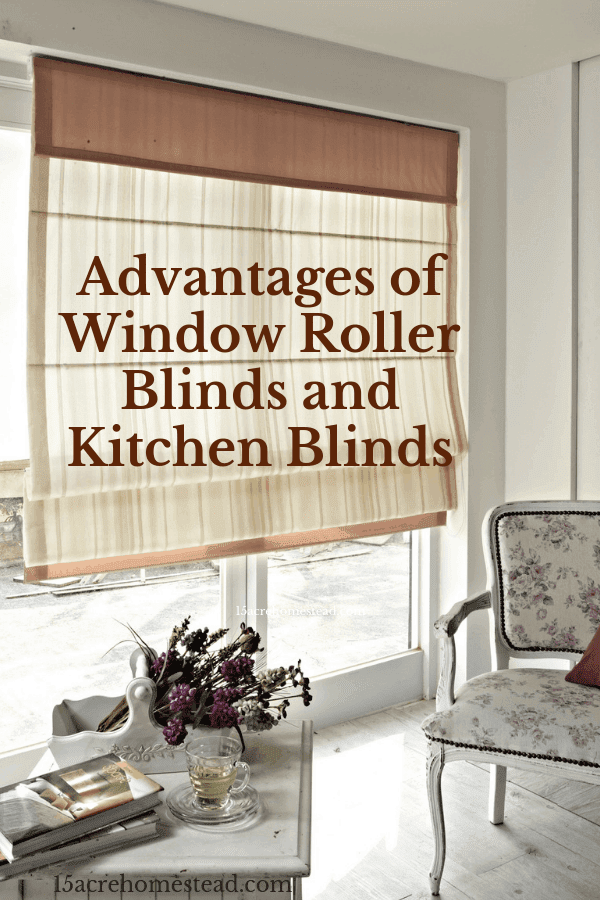The installation of blinds whether for windows or kitchen is an effective way to change the appearance of the house instantly.