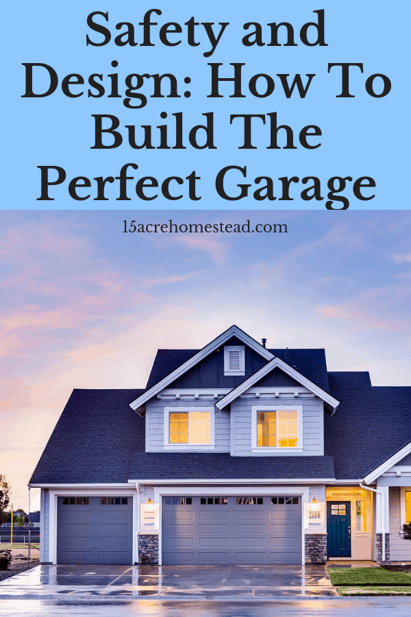 There are some interesting perfect garage design options. Getting it well organized and user-friendly doesn't have to be that hard at all. (1)