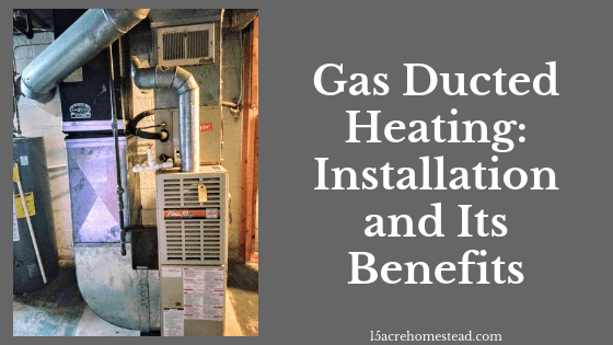 gas ducted heating