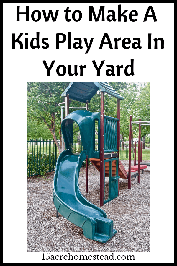 A jungle gym and or a kids play area where your children can go when they need to is brilliant for any home that has a growing family.
