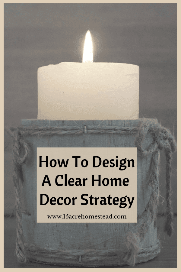 Changing your home decor is less stressful and possibly less expensive when you begin with a clear home decor strategy.