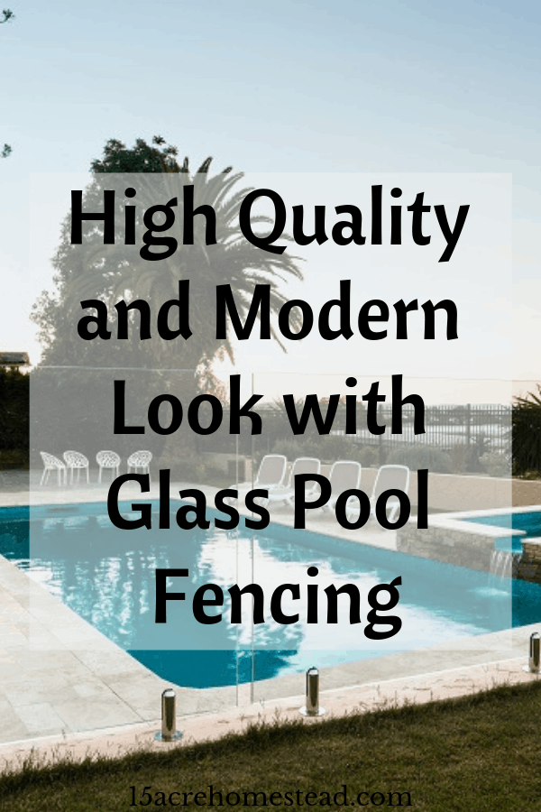 Glass fencing is the perfect way to add both safety and beauty of your pool environment.