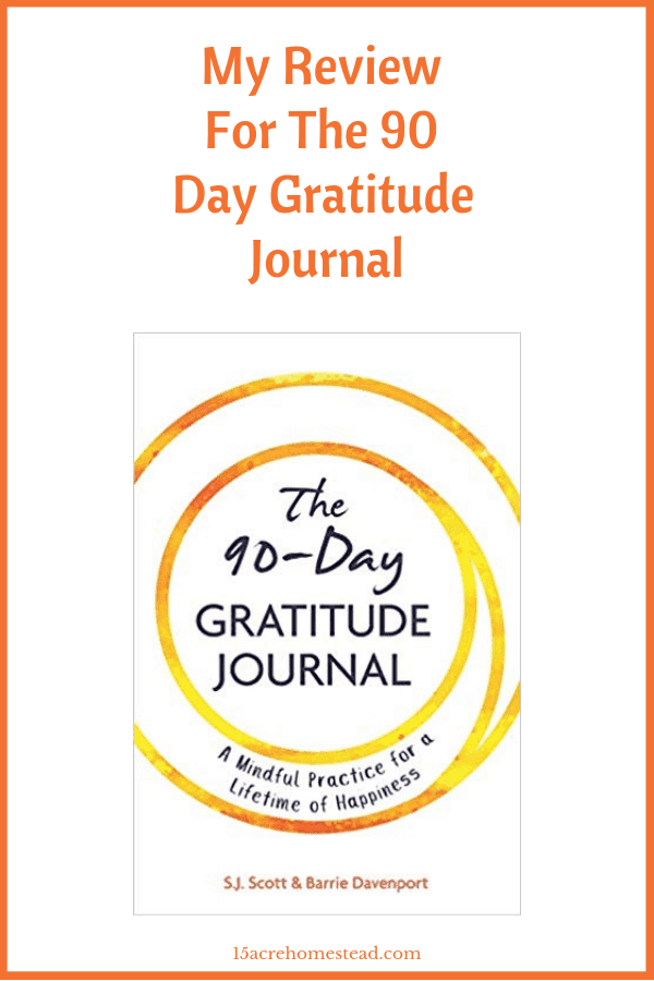 If you want a _working_ book and need to find reason to have gratitude in your life again, this is the book for you! I