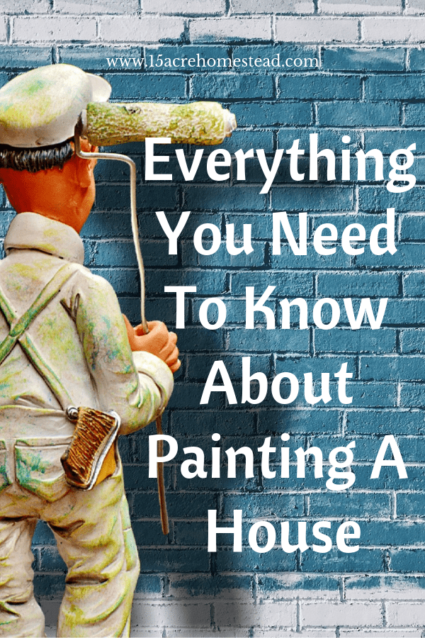 Painting a house is simple when you take these tips into consideration.