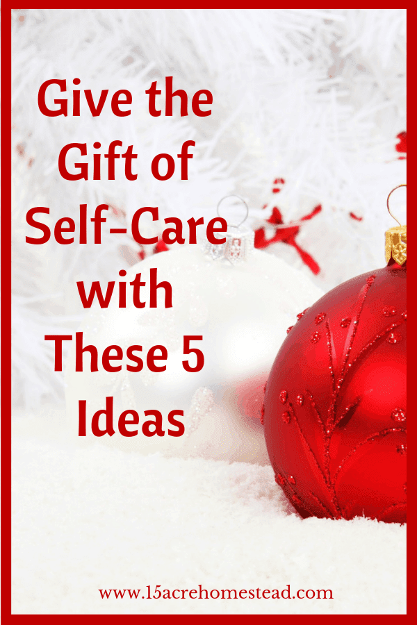 We've come up with five out-of-the-box ideas to give the gift of self-care this season (that people actually want and need)! Sit back with a cup of hot cocoa and check it out_