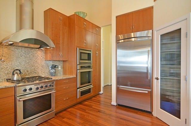 energy-saving kitchen
