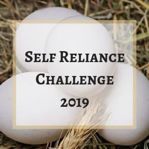 self reliance challenge 2019