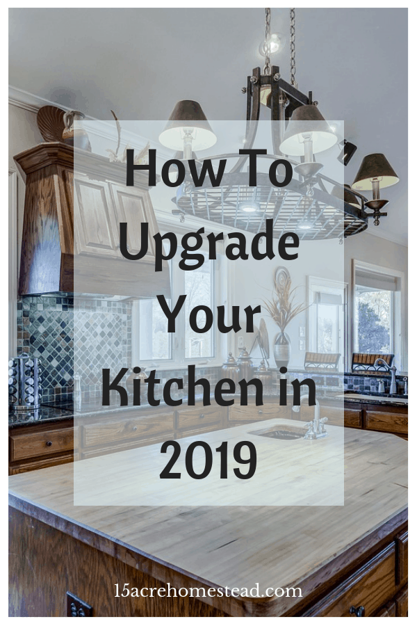 Learn some great way you can upgrade your kitchen for 2019 by following the tips and suggestions here. Now you can have the kitchen of your dreams.