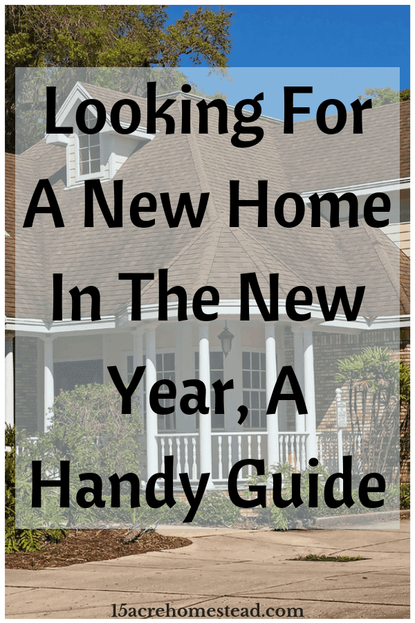 When looking for a new home,With these tips, you're sure to find the home you might want and need for your family in the new year.