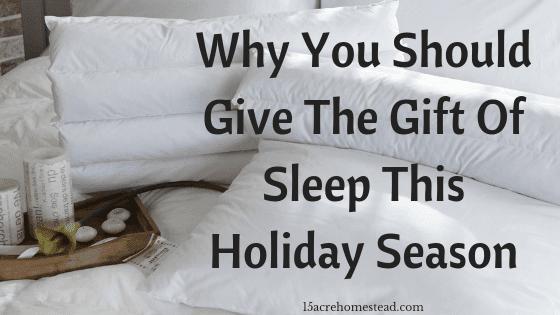 gift of sleep