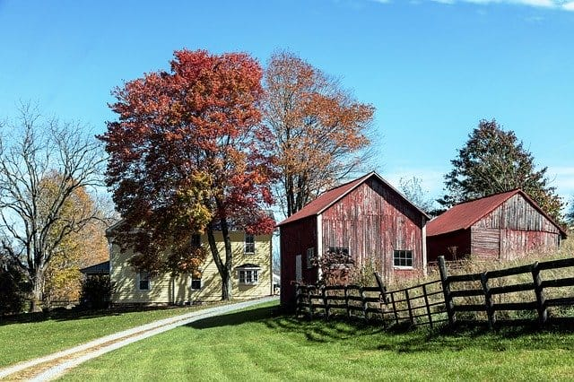 resources om a farm
