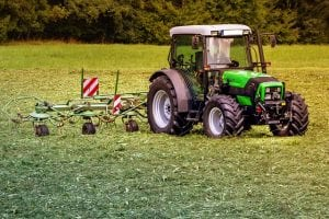 make an income from your tractor