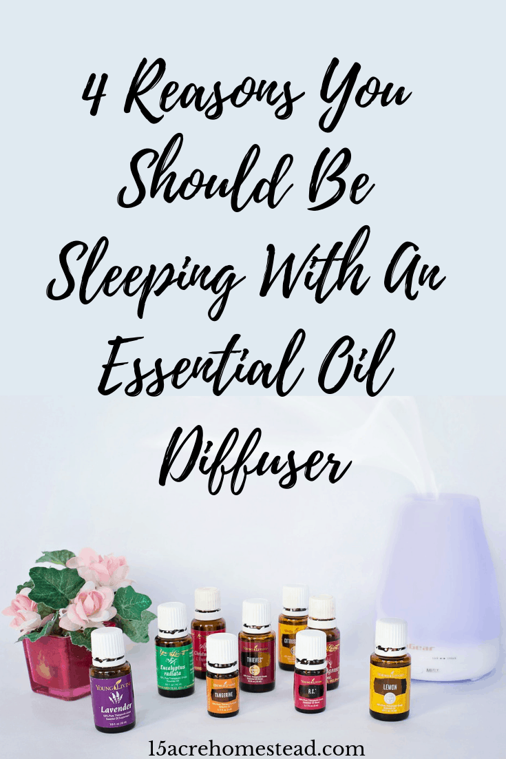 Even the smallest amount of essential oils have the power to improve gut, respiratory and mental health. But that's just the beginning. Essential oils even have the power to boost your immune system and fight sickness—a natural and healthy way to battle sickness. If that's not enough, here are four reasons you should be sleeping with an essential oil diffuser.