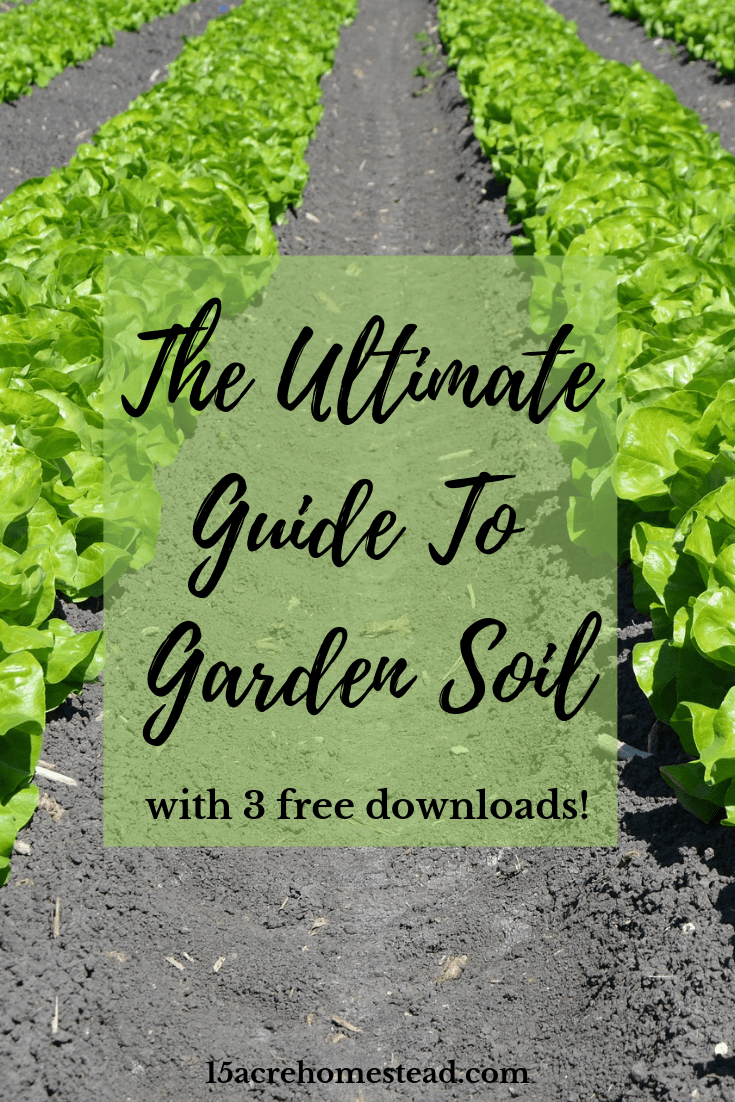 The ultimate guide, everything you need to make sure your garden soil is perfect for your garden. Composting, fertilizers, how to do a soil test, perfect soil, start a garden. Free fertilizer chart. I