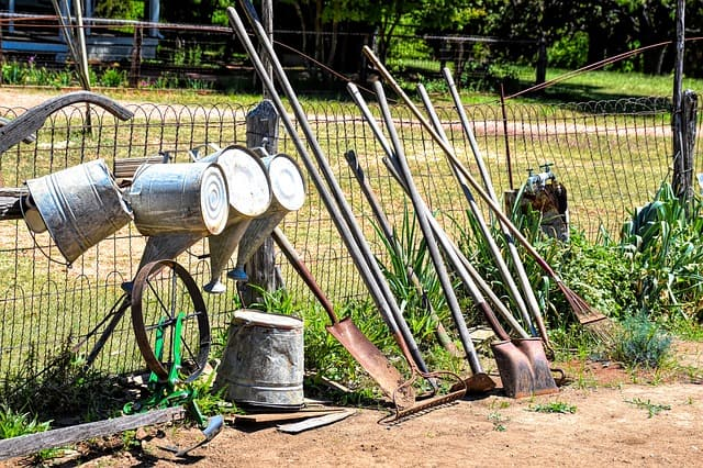 gardening to homesteading: the tools