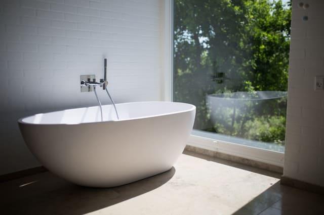 adding value whirlpool bath