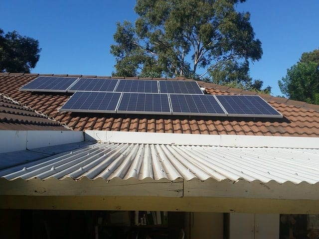 solar panels are a big part of a self-sufficient lifestyle