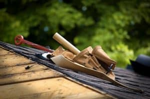 simple exterior jobs roof shingles