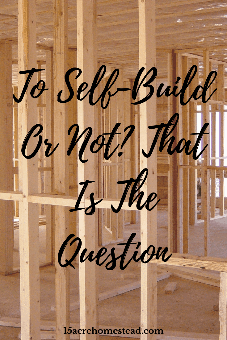 One thing many homeowners debate over is whether or not they should build their own home. Designing their castle instead of making do with a layout designed before them. So have you ever thought about it? Here are some of the things to consider if you did decide to self build and create your perfect family home.