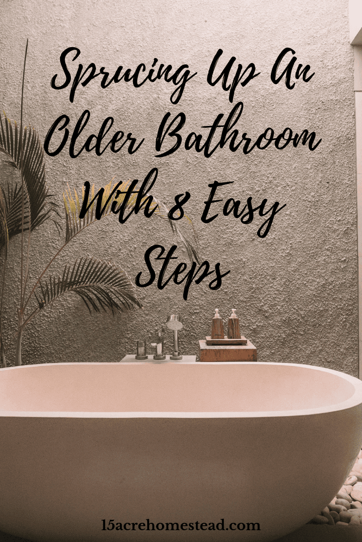 The good news? You don't have to spend thousands on a full bathroom renovation when you can take the time to update the smaller details instead. Sometimes, it's the more minor details that can make all the difference, and all you need is a few tips to help you on your way.
