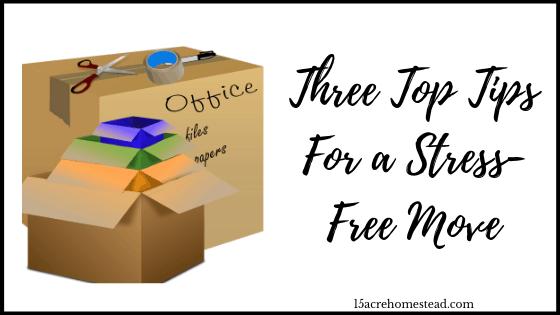 Stress-Free Move