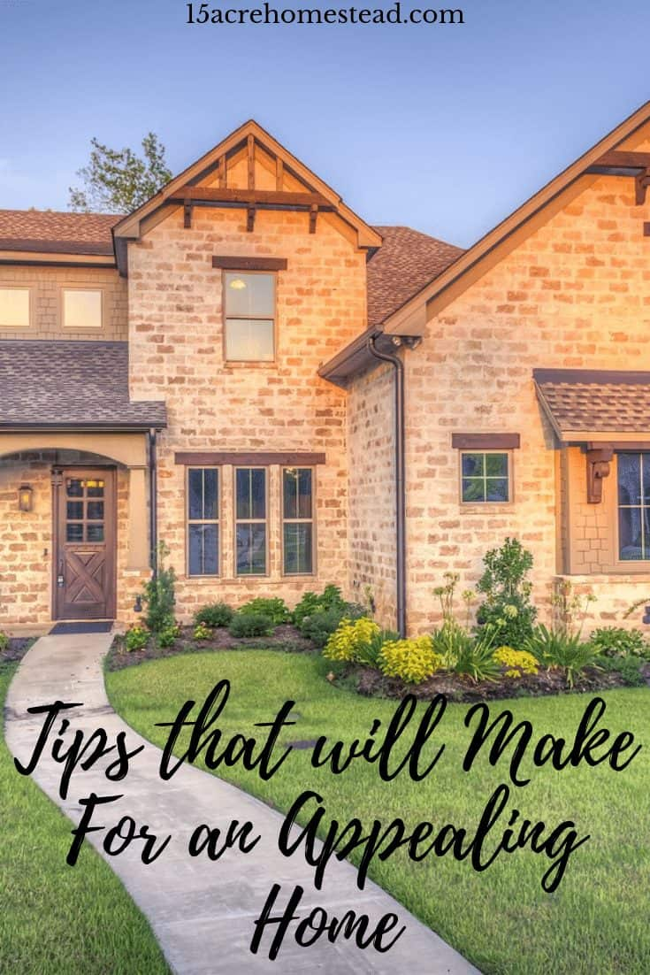 It is simple to take the steps to make your home more appealing! Use these tips to find out how to do so today!