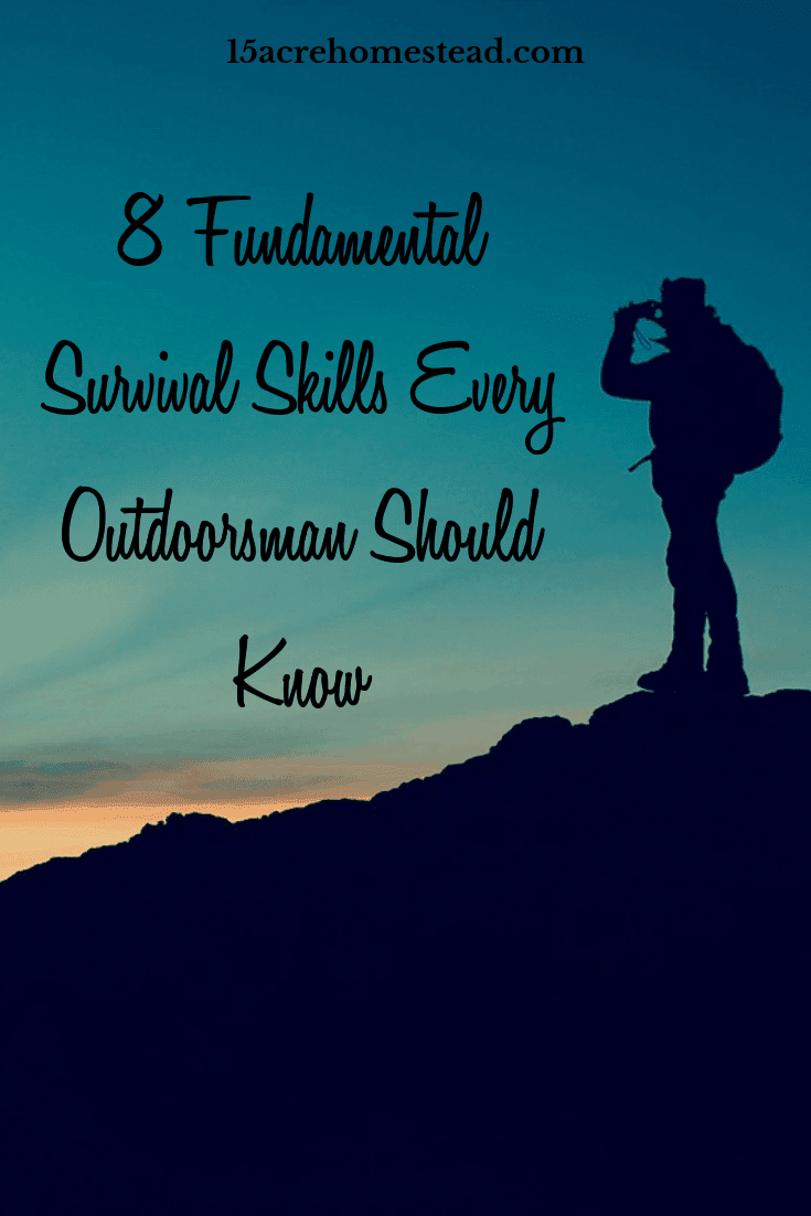 Whether you are a regular hiker or a casual camper, preparedness is the key to surviving in the wilderness. Before you head out on your next big adventure, make sure you brush up on these fundamental survival skills.