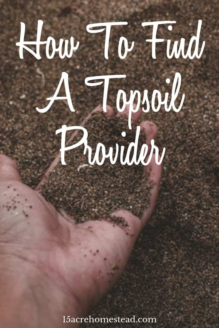 Knowing how to choose the right topsoil and how to find a good provider of quality top soil can determine the success of your garden!