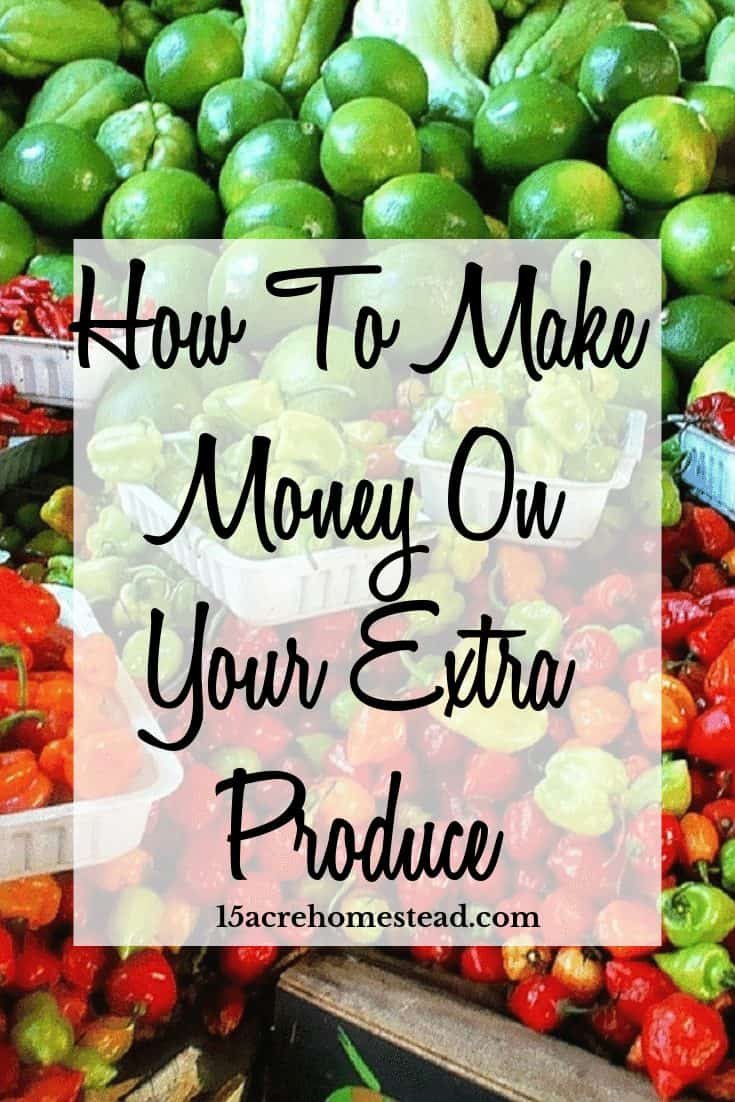 Here's a couple of different ways you might just bring yourself in some repeating customers, to make sure you can regularly shift the perishables you've made a business out of growing and cultivating.