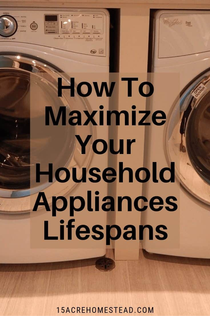 Every appliance can work better for longer if you remember to use some clever tips that would actually maximize its lifespan. Interested in what you can do? Read on to learn more!