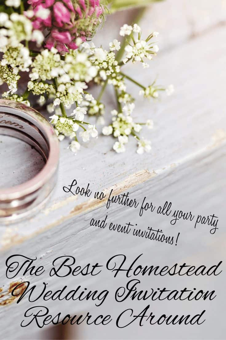 Whether it be a wedding invitation or another party or event, look no further than Basic Invite for your needs!