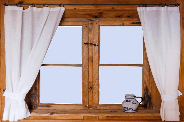 wooden wondows