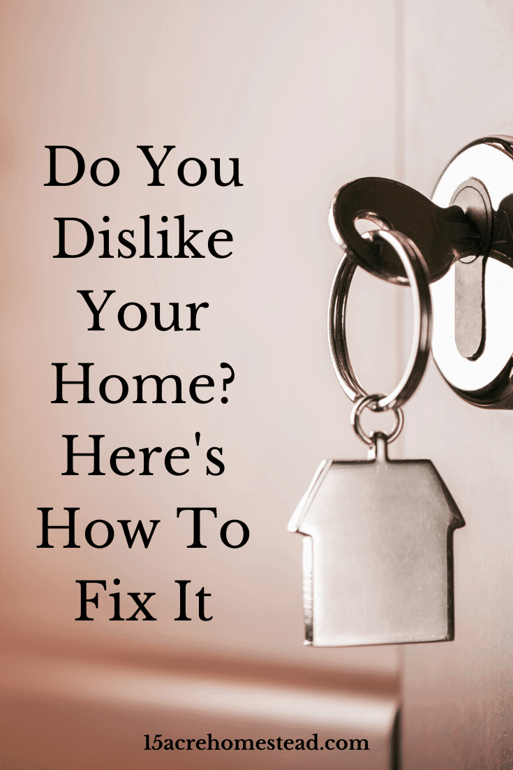 Do you dislike your home? These tips can help you fall in love with your home again. From simple repairs to organizational tips, you are sure to find some ways to like your home again.