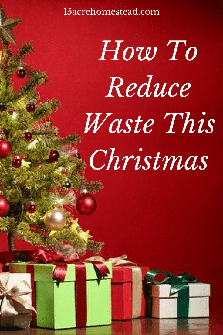 There so many ways you probably never thought of to buy useful gifts for others that actually reduce waste this Christmas! You might be surprised how useful some of them are!