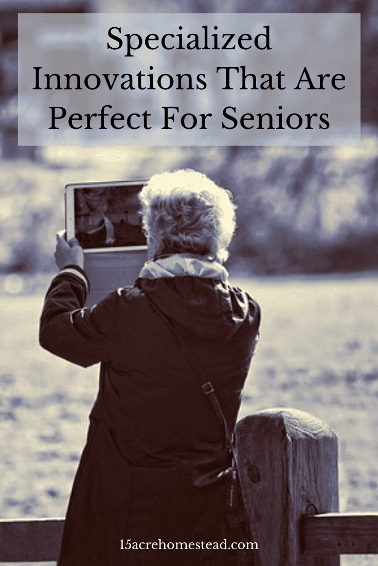 You won't believe the innovations being made available to seniors to make life easier right now!