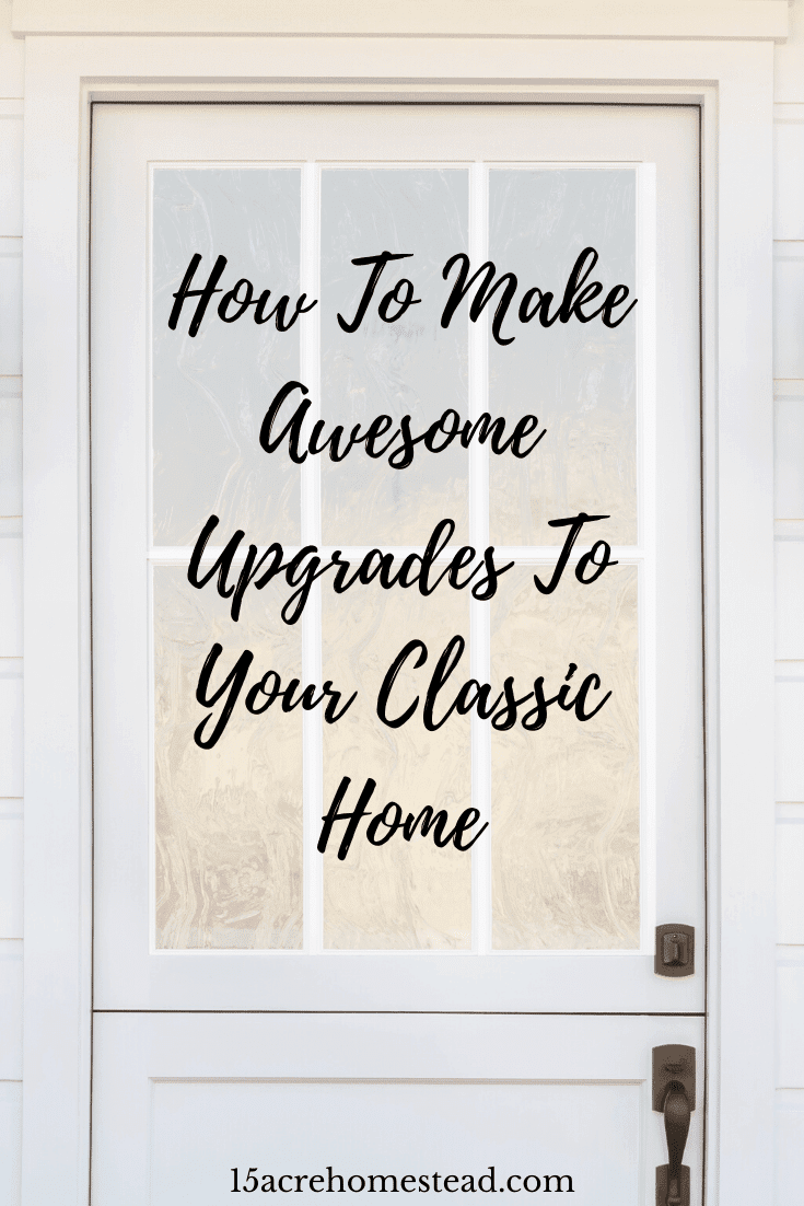 Combine modern and classic styles for a finished decor in your classic home that you can be proud of with these tips.