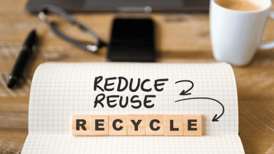 recyling sign