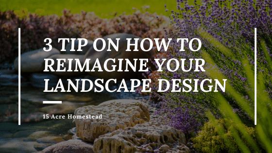 reimagine your landscape design