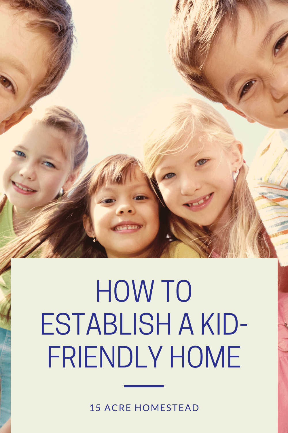 Making your home more kid-friendly can be easy by following the tips here.