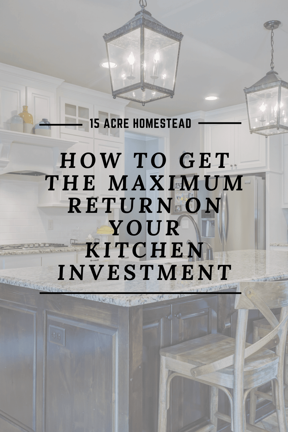 Here are some great tips to keep in mind before doing a kitchen project for your home.
