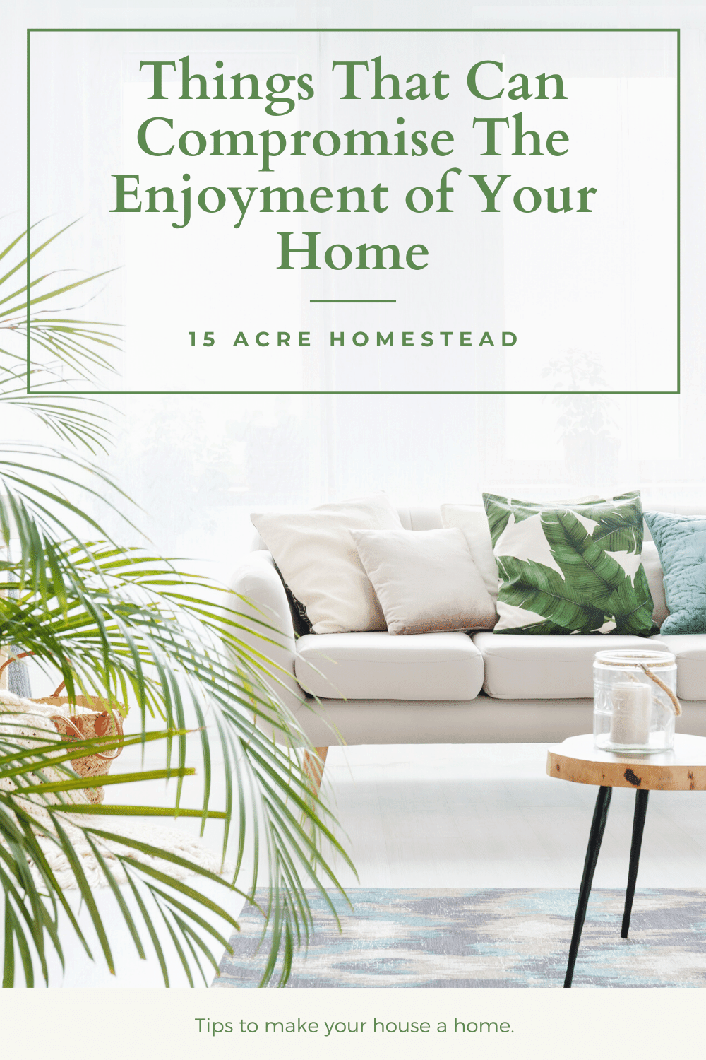Start enjoying your home more by following the tips here.