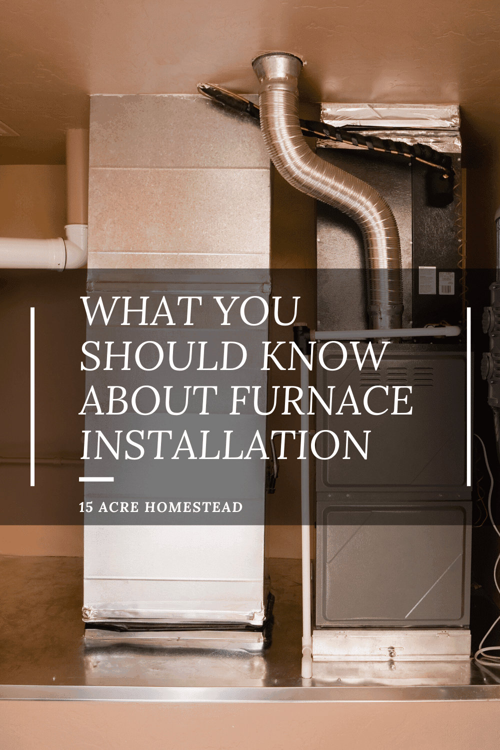 Find the answers you are looking for when it comes to having a furnace installed.