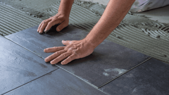 Having bathroom tile installed is a great way to have the perfect bathroom revovation completed the right way.